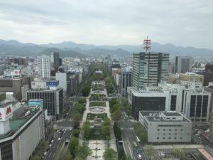 札幌市中央区大通