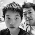 代表と息子