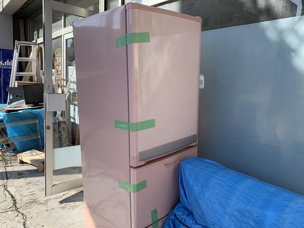 冷蔵庫の処分